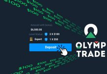 How to make a deposit to your Olymp Trade account