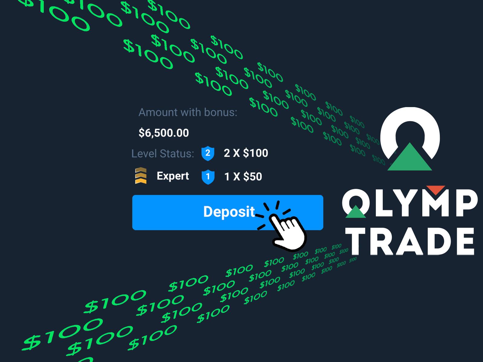 olimp trade login