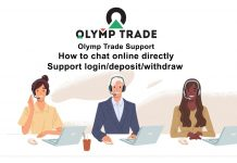 How to contact Olymp Trade customer service: Phone, email, chat,