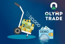 How to refill $10,000 money to Olymp Trade Demo Account
