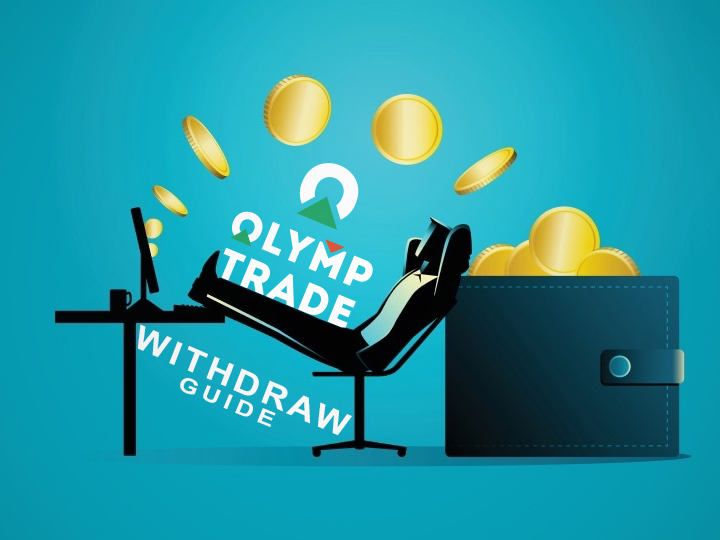 How to withdraw money on Olymp Trade by Traderrr.com
