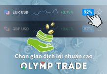 Hướng dẫn chọn Tài sản Olymp Trade sinh lợi cao - Kiếm tiền nhanh bằng Fixed Time Trade