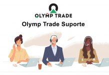 Como entrar em contato com o Atendimento ao Cliente da Olymp Tra