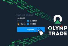 Depositar Dinheiro na Olymp Trade por Visa / MasterCard / E-Wallet / Coin em 5 Passos