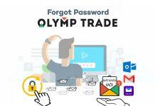 5 bước khôi phục tài khoản Olymp Trade - Quên mật khẩu OlympTrade