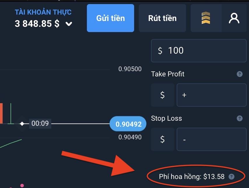 Kiểm tra kĩ phí giao dịch Forex trước khi trade