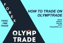 Trade on Olymp Trade for new guys, Tutorial trading