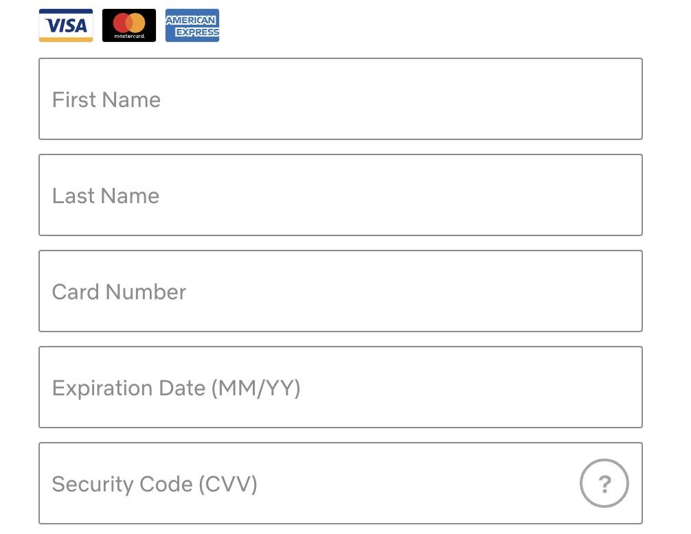 Nạp tiền bằng Visa/Mastercard vào Olymp Trade