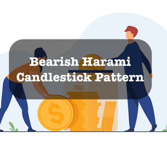 Bearish Harami candlestick pattern definition and how to use