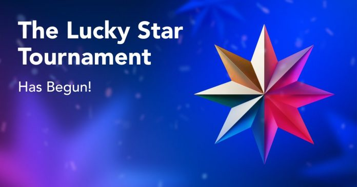 Olymp Trade begins The Lucky Star Tournament