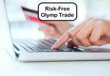 Hướng dẫn giao dịch Risk Free trên Olymp Trade